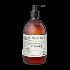 Ecooking - 60% Alkohol Håndrensegel 02 500 ml