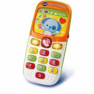 Vtech - Baby Min første Smart Phone (Dansk)