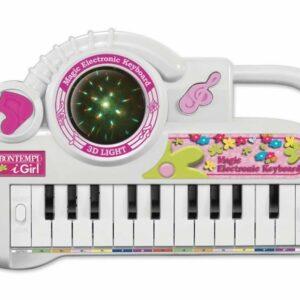 Bontempi - Keyboard med 22 tangenter (122271)