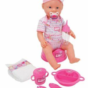 New Born Baby - Baby Dukke