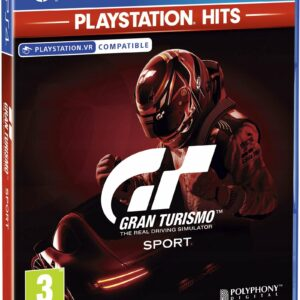 Gran Turismo: Sport (Playstation Hits) (Nordic)