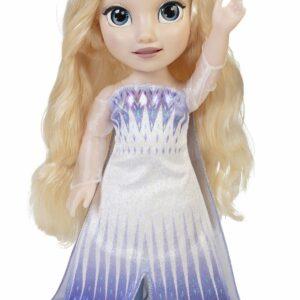 Disney Frost 2 - Syngende Elsa (med bevægelig mund)