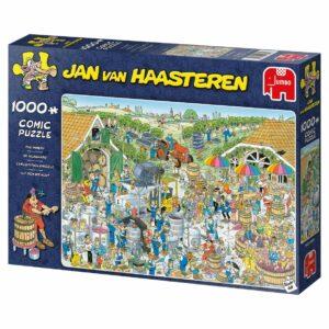 Jan Van Haasteren - The Winery - Puslespil 1000 brikker (19095)