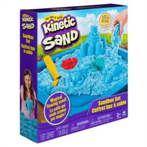 Kinetic Sand - Box Set, Blue (6024397)