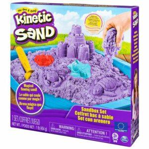 Kinetic Sand - Box Set, Purple (6024397)