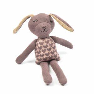 Smallstuff - Aktivitets Legetøj Kaninen Bianca - Powder