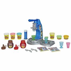 Play-Doh - Dizzy Ice Cream Set (E6688)