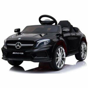 Azeno - Elbil - Mercedes AMG GLA45 - Sort