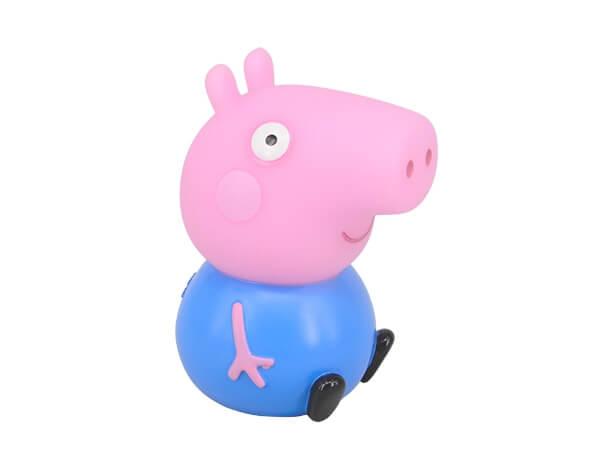 (engros) Peppa Pig - Lamp 11 cm - George Pig (27908)