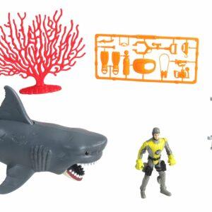 Wild Quest - Shark Attack Playset (549003)