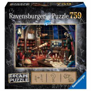 Ravensburger - ESCAPE  Puzzle 1 - Space Observatory, 759 pc
