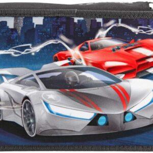 Monster Cars - Trippel Penalhus m/LED