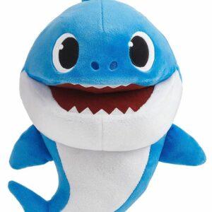 Baby Shark - Syngende Hånddukke - Far Haj