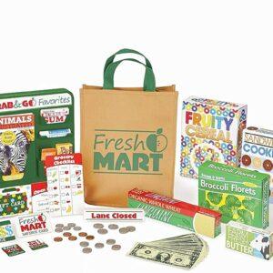 Melissa & Doug - Fresh Mart Butik Tilbehør