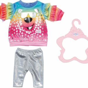 Baby Born - Sweater Tøjsæt 43cm