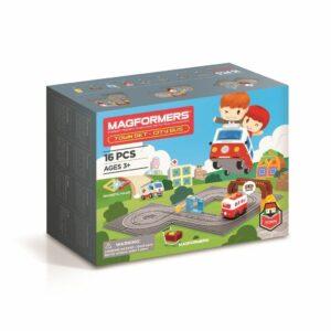 Magformers - City Bus Sæt (3104)
