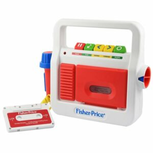 Fisher-Price - Båndoptager