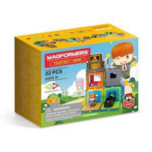 Magformers - Bank Sæt (3103)