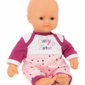 Smoby - Baby Nurse - Dukke, 32 cm