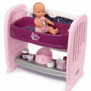 Smoby - Baby Nurse - Bedside dukkeseng