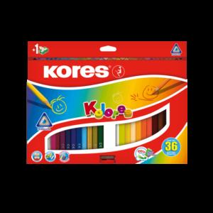 Kores - Kolores - 36 Farveblyanter