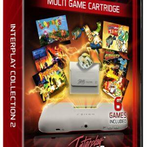 Blaze Evercade Interplay Cartridge 2