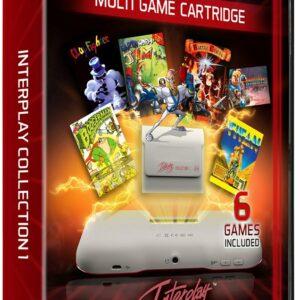 Blaze Evercade Interplay Cartridge 1