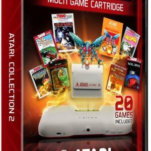 Blaze Evercade Atari Cartridge 2