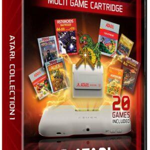 Blaze Evercade Atari Cartridge 1