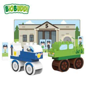 BioBuddi - Town Byggesæt - Bank