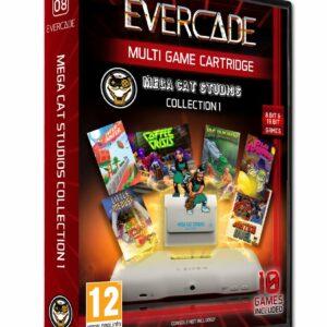 Blaze Evercade MegaCat Cart 1 EFIGS