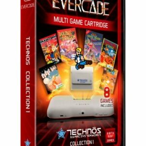 Blaze EverCade Technos Cartridge - EFIGS