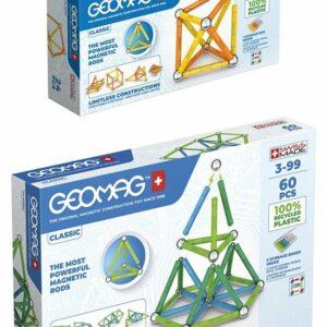 Geomag - Classic Green Dobbeltsæt