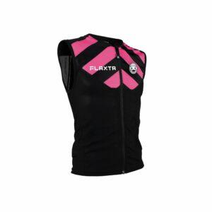 Flaxta Behold Junior - Rygskjold - Pink (L)