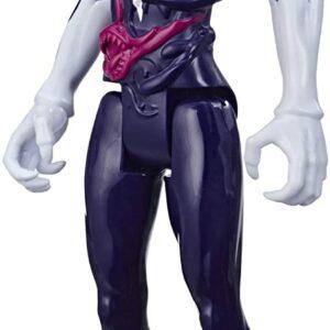 Spider-Man - Max Venom Titan Hero - Ghost-Spider (E8730)