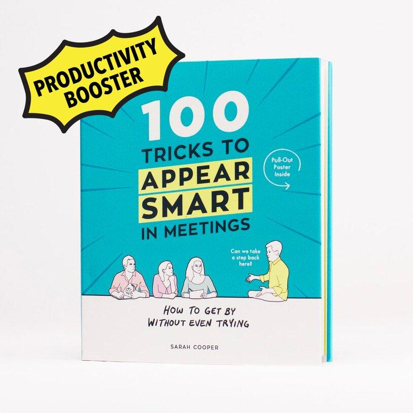 100 Tricks To Appear Smart In Meetings (19913)