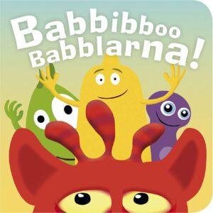 Babblarna - Babbiboo Babblarna, Kartonbog