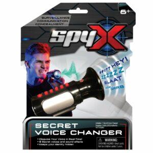 SpyX - Hemmelig stemmeforvrænger (29910537)