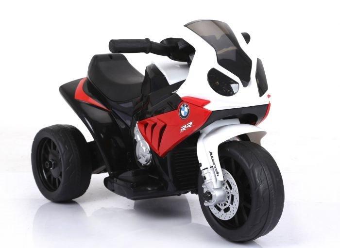 Azeno - Elektrisk Motorcykel - BMW S1000 - Rød