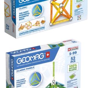 Geomag - Bundle Classic Panels - Grøn