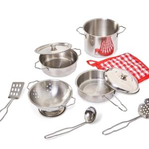 Junior Home - My Pots & Pans Legesæt