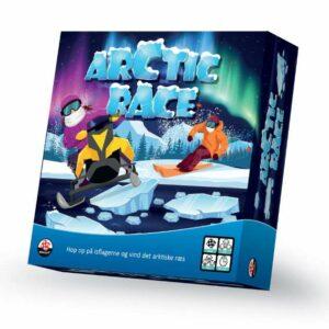 DANSPIL - Arctic Race (Årets Familiespil 2020)