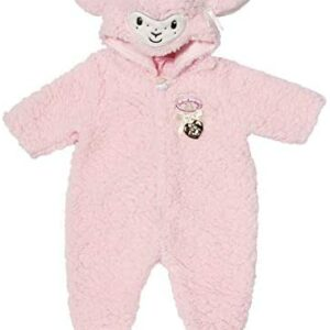Baby Annabell - Deluxe Sparkedragt 43cm