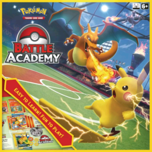 Pokemon - Trading Card Battle Academy (POK80789)