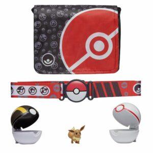 Pokemon - Clip'N'Go - Bandolier Sæt - Eevee