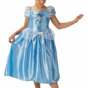 Disney Prinsesse - Askepot - Børne Kostume (Str. Medium)