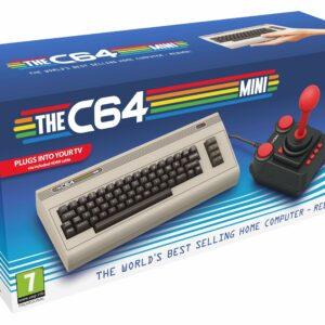 Commodore 64 Mini C64 Spanish Box/multilingual machine /Commodore 64