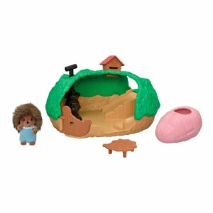 Sylvanian Families - Baby Pindsvin Skjulested  (5452)