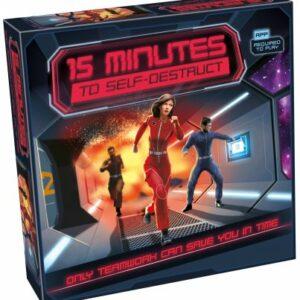 Tactic - 15 Minutes to Self-Destruct (56946)