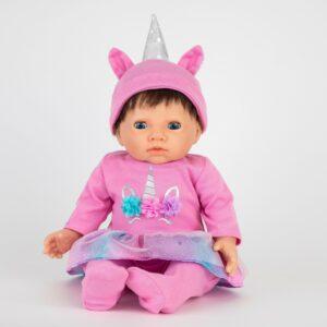 Tiny Treasure - Pink Enhjørning Tøj